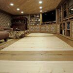 Hochwertiger Holzboden