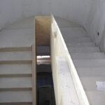 Rohbaustiege Beton