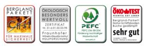 Bergland-Parkett-Zertifikate