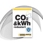 Zertifikat CO2 reduziert
